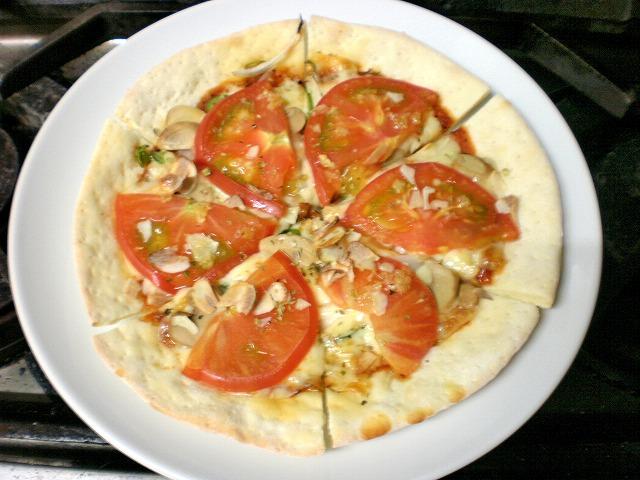 ナポリターナピザ